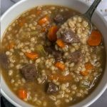 Best Ever Beef And Barley Soup